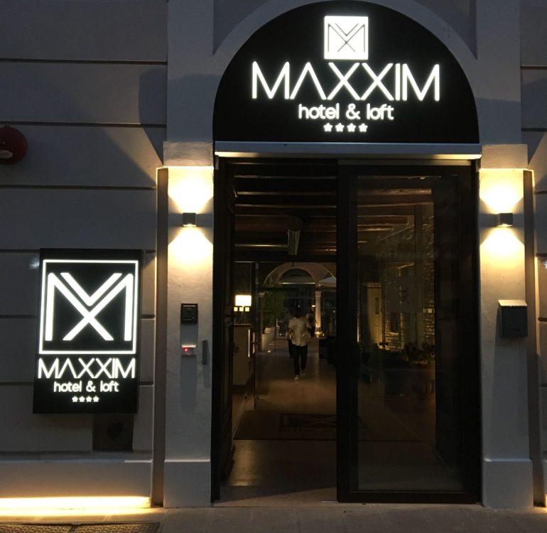 andrea dolcetti design maxxim hotel ferrara x - designer - architetto