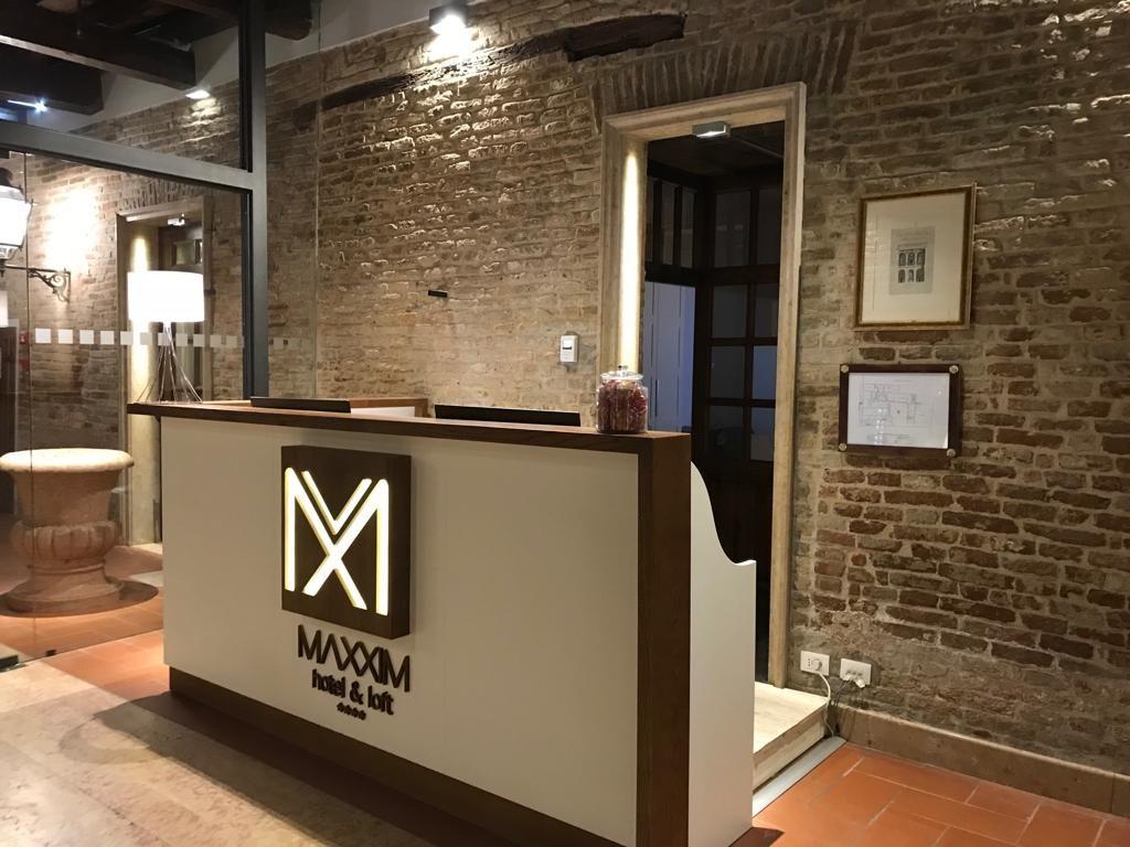 andrea dolcetti design maxxim hotel ferrara x - ripagrande - architetto