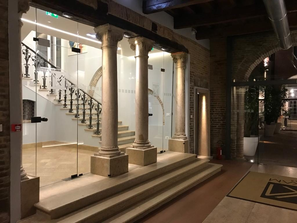 andrea dolcetti design maxxim hotel ferrara x - progetto - architetto