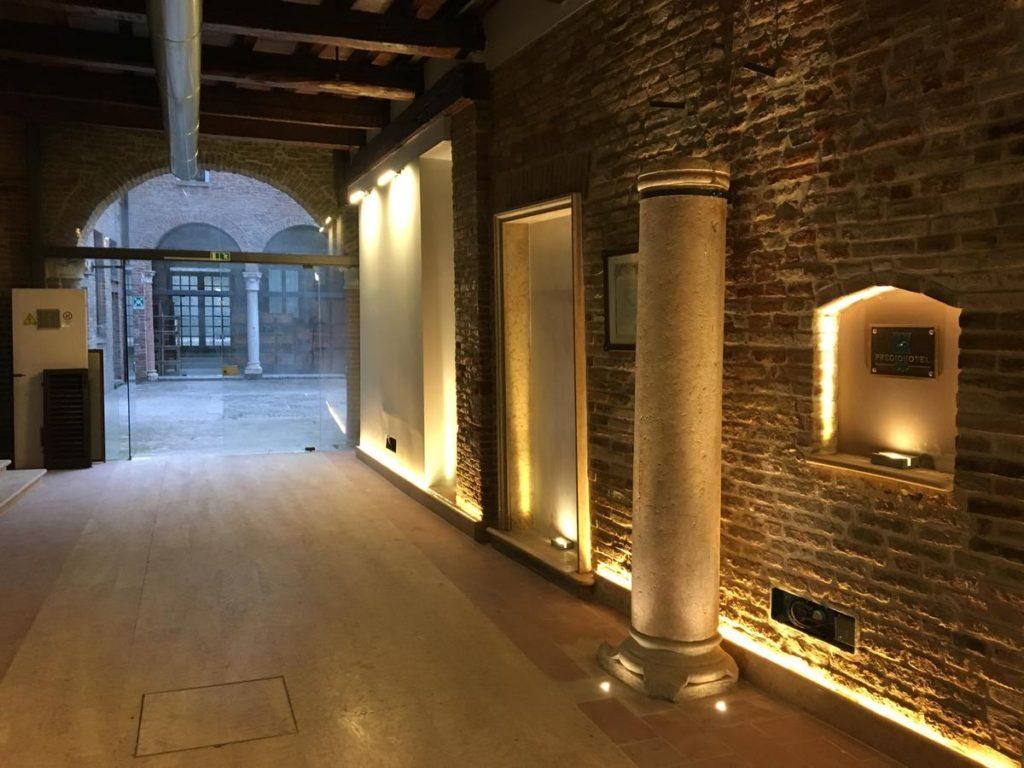andrea dolcetti design maxxim hotel ferrara x - illuminazione - architetto