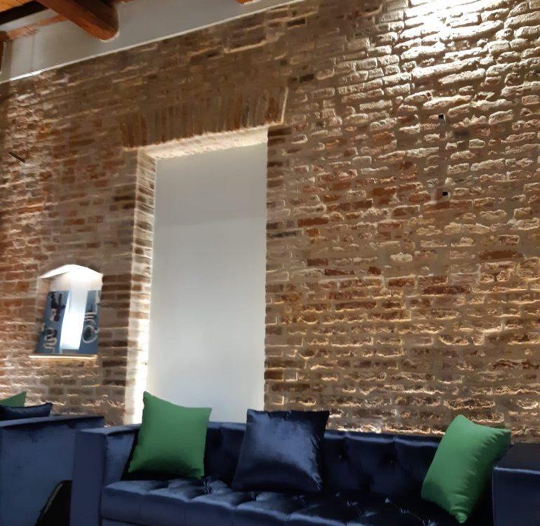 andrea dolcetti design maxxim hotel ferrara x - carico - architetto