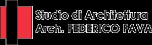 federico fava architetto logo x - storico - ferrara