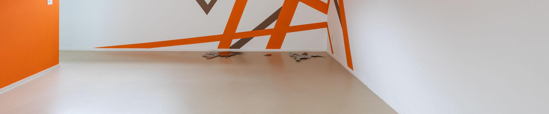 andreadolcettidesign resina pavimenti strip - misura - architetto ferrara
