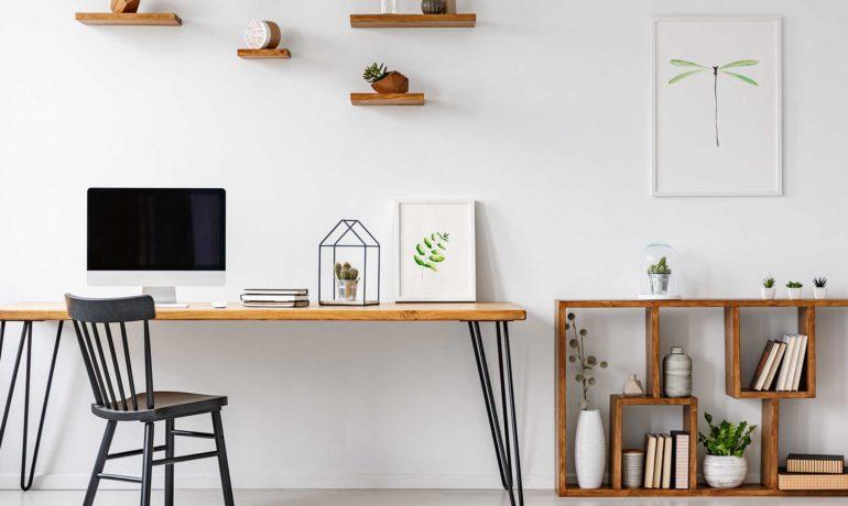Come la casa può diventare un luogo di lavoro