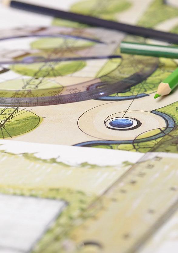 andreadolcettidesign progetto giardini ferrara b - arch - architetto